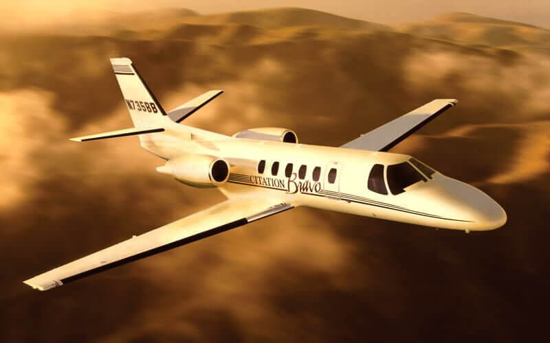 Cessna Citation Bravo for Private Jet Hire