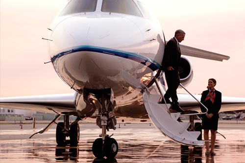 Private Air Charter for Business & Executives